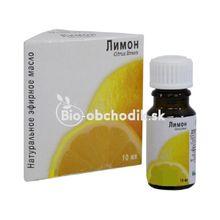 Citrón 100% éterický olej