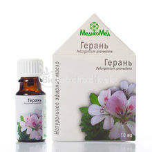 Pelargónia 100% éterický olej