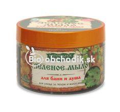 Tajga - prírodné zelené mydlo 450g