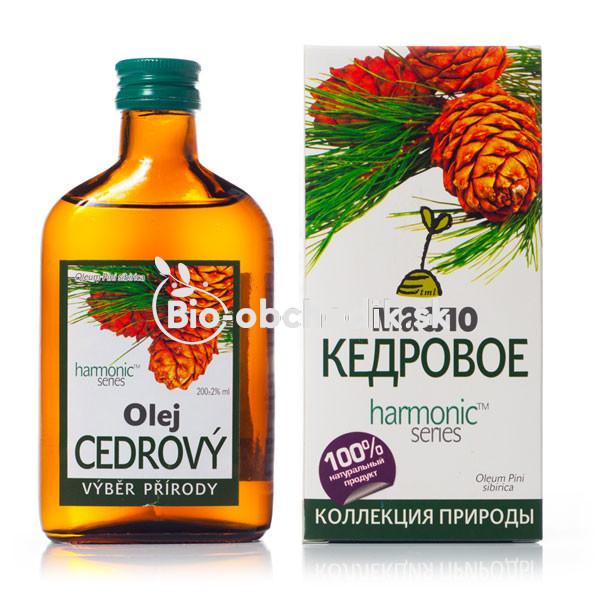 100% Cedrový olej z altajských orieškov 200ml 6c228a63567