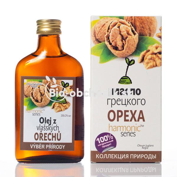 100% Olej z Orecha Kráľovského (z vlašských orechov) 200ml 98d93d72c3e