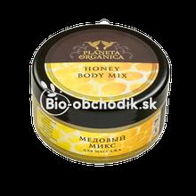 Medový mix - masážny 300ml