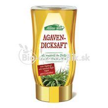 Agávový sirup Bio 250ml Allos