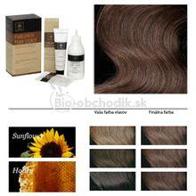 Prírodná farba na vlasy 6.3 Vlašský orech apivita