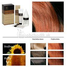 Prírodná farba na vlasy 7.4 Medená apivita