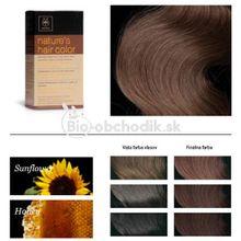 Prírodná farba 5.35 Capuccino - kávová APIVITA