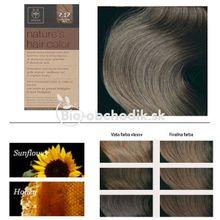 Prírodná farba 7.17 Popolavá blond béžová APIVITA