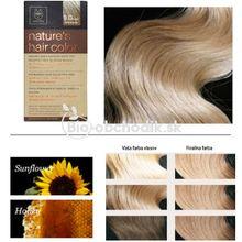 Prírodná farba 9.0 Veľmi svetlá blond Apivita
