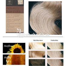 Prírodná farba 9.17 Veľmi svetlá popolavá blondbéžová APIVITA