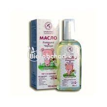 AROMATIKA 100% prírodný detský olej Rumanček 100ml