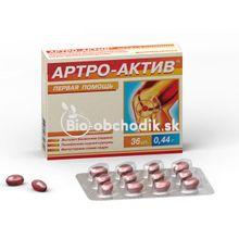 Artro Aktiv - pre starostlivosť o kĺby 36kps.