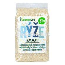 Basmati ryža Bio 500g Country life
