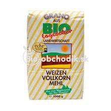 Bio celozrnná múka pšeničná 1kg
