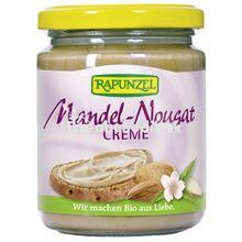 Bio mandľovo-nugátový krém Rapunzel 250g