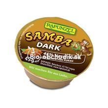 Bio mini samba dark čoko-oriešková pomazánka 45g
