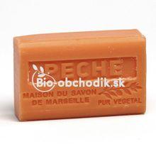 Bio Mydlo s bambuckým maslom - broskyňa 125g