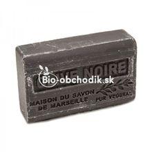 Bio Mydlo Bambucké maslo - Čierna oliva 125g