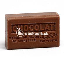 Bio Mydlo Bambucké maslo - Čokoláda 125g