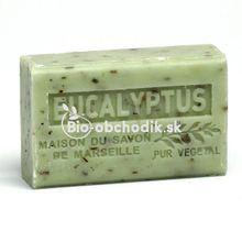 Bio Mydlo Bambucké maslo - Eukalyptus 125g
