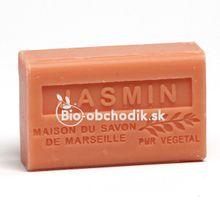 Bio Mydlo Bambucké maslo - Jasmín 125g