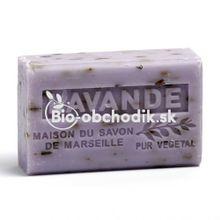 Bio Mydlo Bambucké maslo - Levanduľa 125g