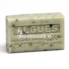 Bio Mydlo Bambucké maslo - Morské riasy 125g