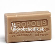 Bio Mydlo s bambuckým maslom - propolis 125g