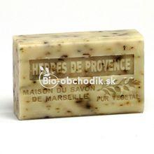 Bio Mydlo Bambucké maslo - Provensálske bylinky 125g