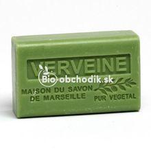 Bio Mydlo Bambucké maslo - Verbena 125g