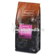 Bio zrnková káva Brazília Simon Levelt 250g