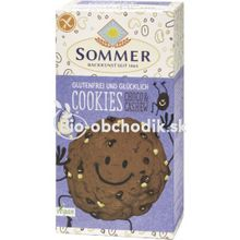 Čokoláda-Kešu orechy Bezlepkové cookies 125g