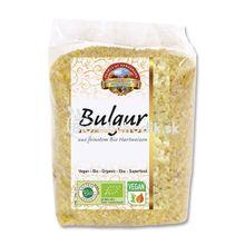 Bio bulgur z tvrdej pšenice 500g Lemberona