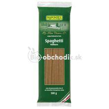Špageti celozrnné bezvaječné Bio 500g Rapunzel