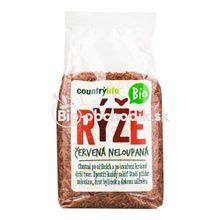 Červená ryža natural Bio 500g Country life