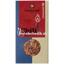 Chilli papričky celé korenie Sonnentor 25g