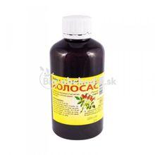 CHOLOSAS - 100% Šípkový sirup 250ml