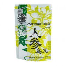 Čínsky zelený Oolong čaj so ženšenom 100g