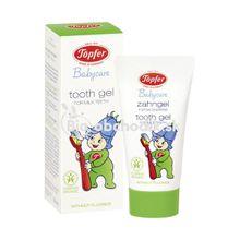Detská zubná pasta pre mliečne zúbky Töpfer 50ml