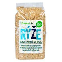 Dlhozrnná ryža natural Bio 500g Country life