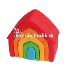Farebný domček Grimm´s