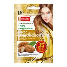 FITOCOSMETIC Prírodný mandľový olej na vlasy 20ml