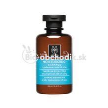 Šampón na vlasy s aloe a ženšenom Apivita 250ml