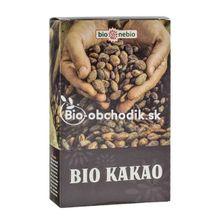 Kakaový prášok so zníženým obsahom tuku 150g BioNebio