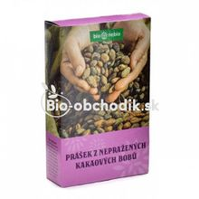 Kakaový prášok z nepraženého kakaa 150g BioNebio