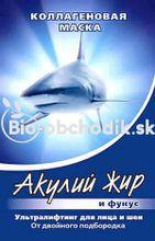 Kolagénová maska - žraločí tuk, morská riasa Fucus 10ml