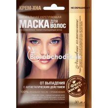 """Henna - maska na vlasy s antistatickým účinkom """"Proti vypadávaniu vlasov"""" 30ml Fitokosmetik"""