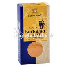 Kurkuma Latte - vanilka bio 60g Sonnentor