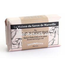 MARSEILLE Mydlo NATURIDERM – Kozie mlieko 125g