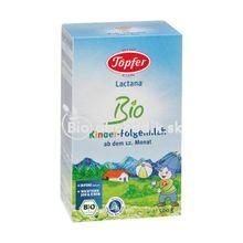 LACTANA DETSKÁ BIO mliečna výživa Töpfer 500g