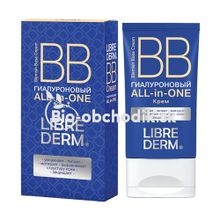 LIBREDERM krém All-in-One s kyselinou hyalurónovou 50ml